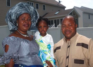 The family of Mr. & Mrs. Egbuta Ude Ndukwe (Abuna) strongly supports NDUUSA in all their projects.