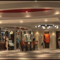 Ramada Plaza Lobby
