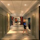 Ramada Plaza Lobby Corridor