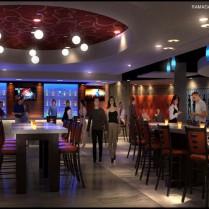 Ramada Plaza Teddy's Lounge